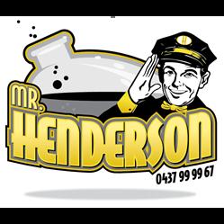 Mr Henderson Water